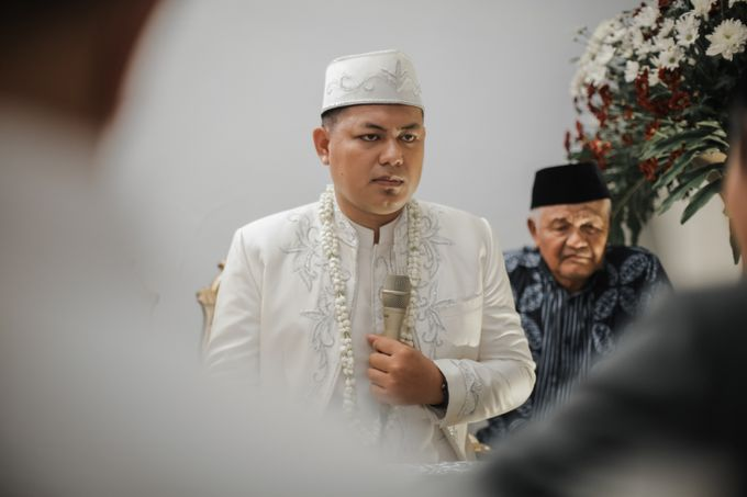 Akad Of Elly & Rizal by LAKSMI - Kebaya Muslimah & Islamic Bride - 007