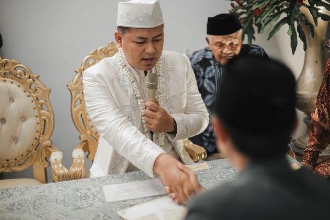 Akad Of Elly & Rizal by LAKSMI - Kebaya Muslimah & Islamic Bride - 011