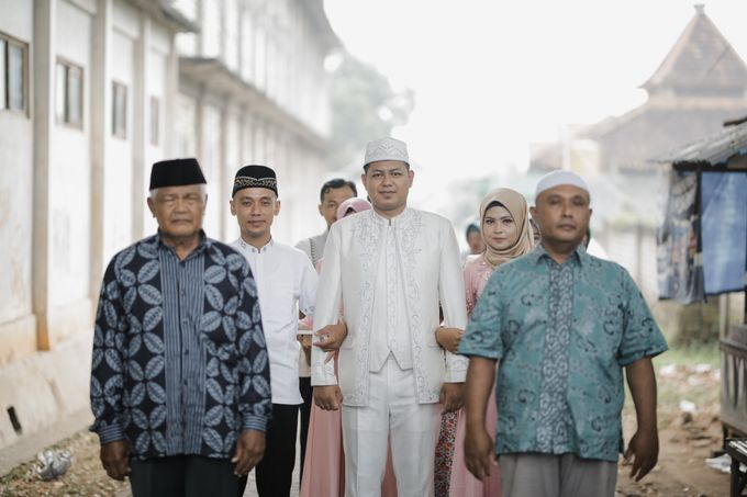 Akad Of Elly & Rizal by LAKSMI - Kebaya Muslimah & Islamic Bride - 014