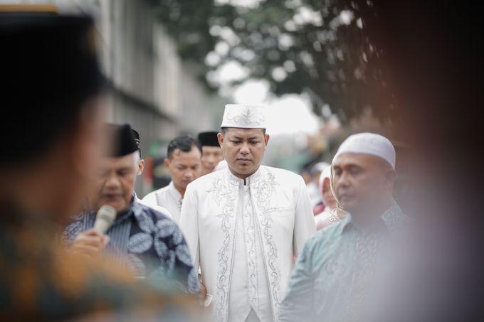 Akad Of Elly & Rizal by LAKSMI - Kebaya Muslimah & Islamic Bride - 002