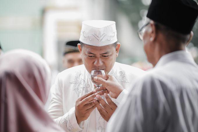 Akad Of Elly & Rizal by LAKSMI - Kebaya Muslimah & Islamic Bride - 003