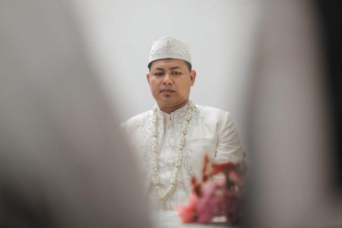 Akad Of Elly & Rizal by LAKSMI - Kebaya Muslimah & Islamic Bride - 006