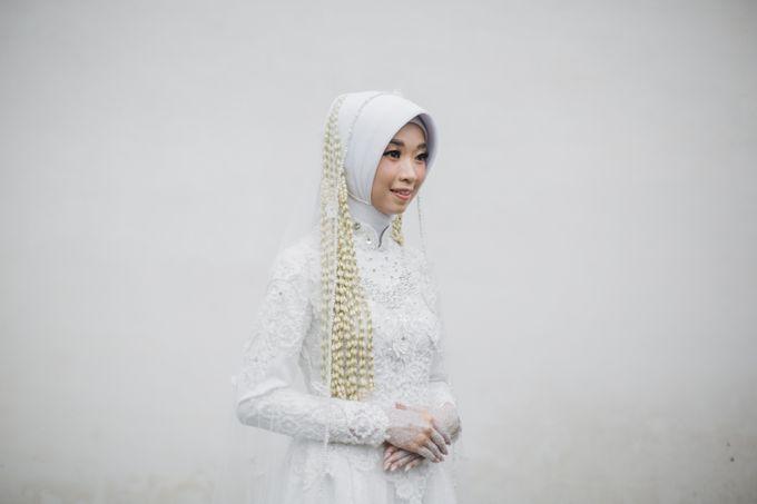 Akad Of Elly & Rizal by LAKSMI - Kebaya Muslimah & Islamic Bride - 001