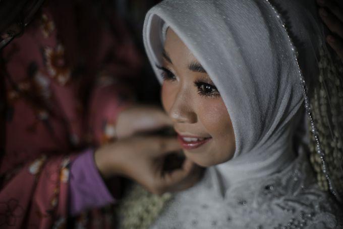 Akad Of Elly & Rizal by LAKSMI - Kebaya Muslimah & Islamic Bride - 012