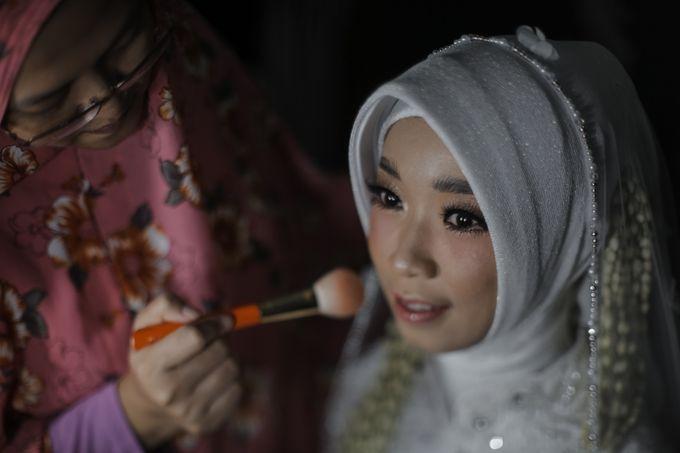 Akad Of Elly & Rizal by LAKSMI - Kebaya Muslimah & Islamic Bride - 008