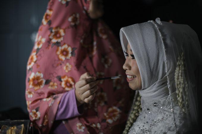 Akad Of Elly & Rizal by LAKSMI - Kebaya Muslimah & Islamic Bride - 009