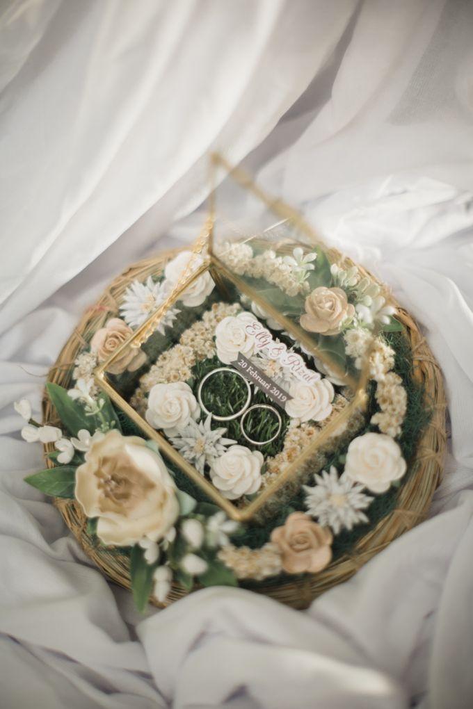 Akad Of Elly & Rizal by LAKSMI - Kebaya Muslimah & Islamic Bride - 010