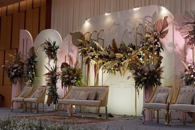 Premium Intimate Wedding at Bidakara by Bright Wedding Jakarta - 006