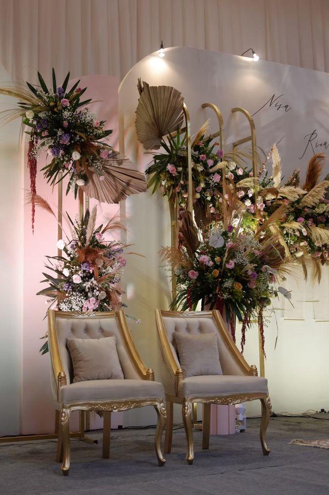 Premium Intimate Wedding at Bidakara by Bright Wedding Jakarta - 007