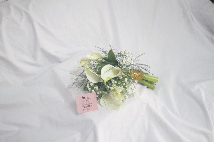 wedding Bouquet by La Fleuriste Clara - 012
