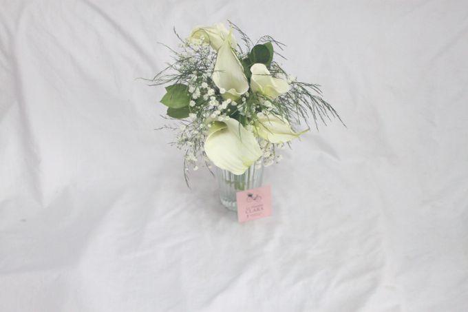 wedding Bouquet by La Fleuriste Clara - 009