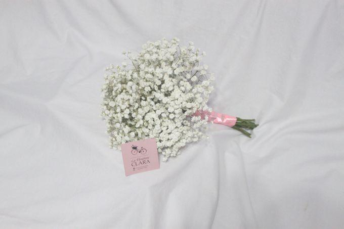 wedding Bouquet by La Fleuriste Clara - 013