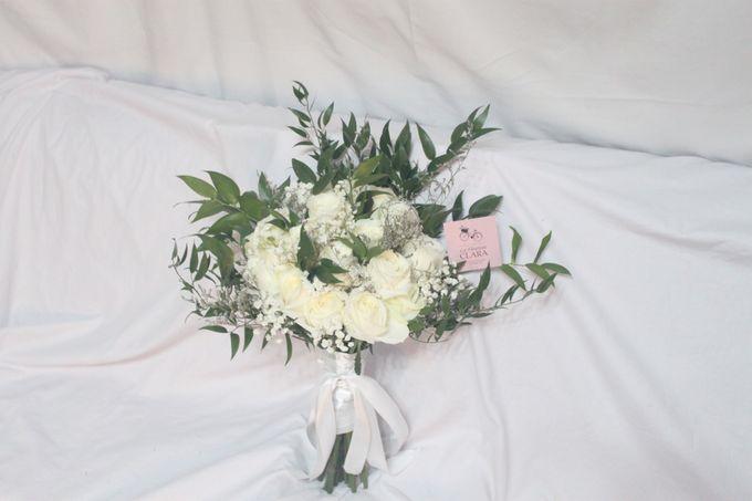 wedding Bouquet by La Fleuriste Clara - 016
