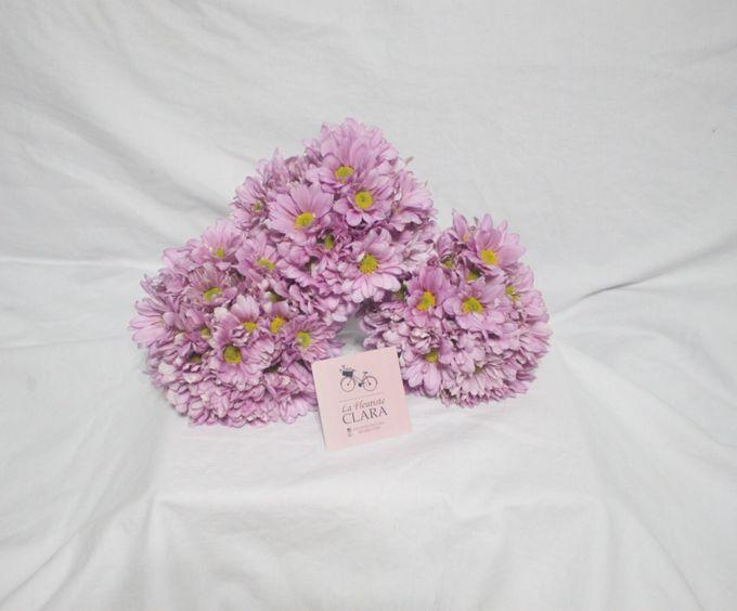wedding Bouquet by La Fleuriste Clara - 019