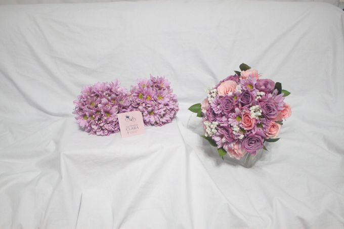 wedding Bouquet by La Fleuriste Clara - 022