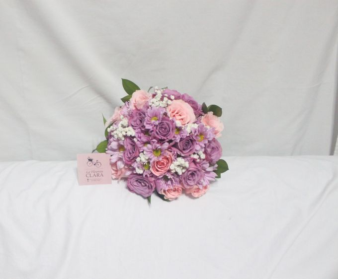 wedding Bouquet by La Fleuriste Clara - 021
