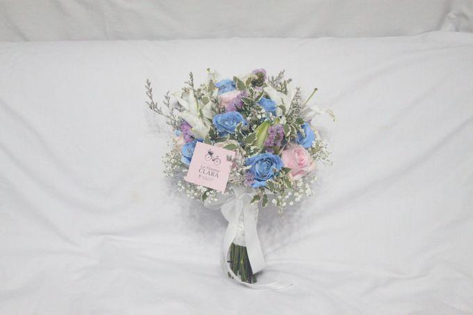 wedding Bouquet by La Fleuriste Clara - 024