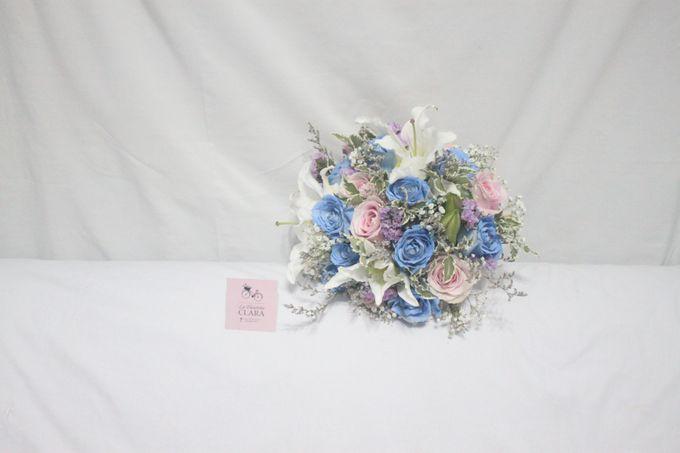 wedding Bouquet by La Fleuriste Clara - 023