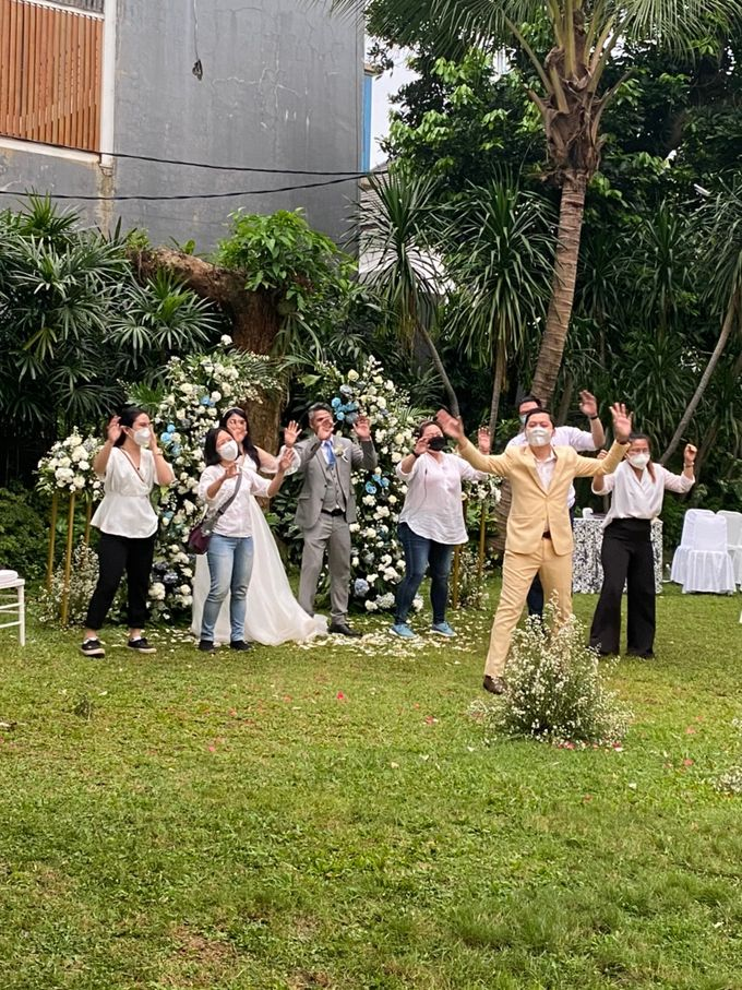 Wedding Garden Party Rafly&Ella by DJ Perpi - 006