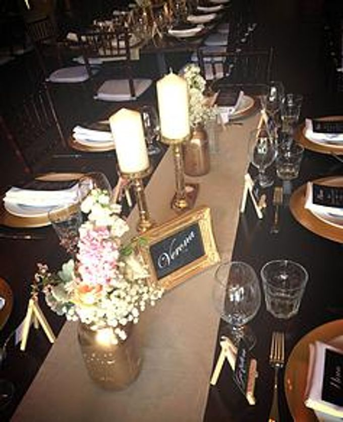 Osteria Wedding by Gold Coast Wedding Hire - 015