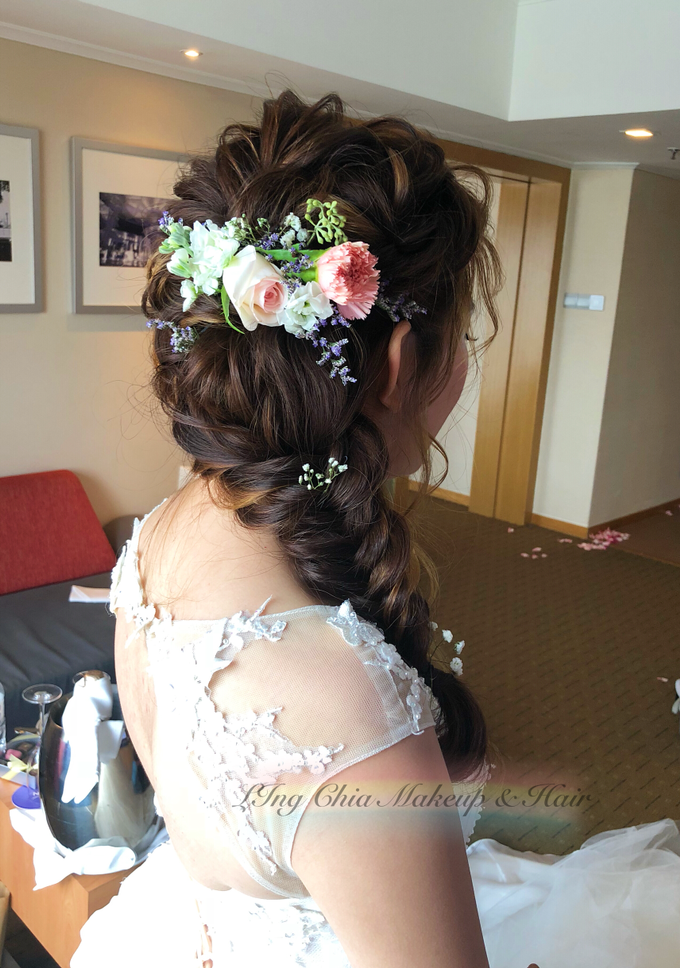 Brides by LING Chia Makeup & Hairstyling - 015