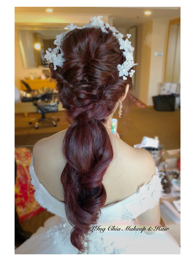 Brides by LING Chia Makeup & Hairstyling - 022