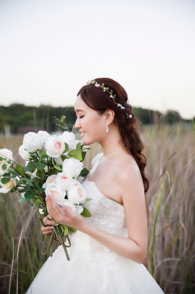 Brides by LING Chia Makeup & Hairstyling - 023