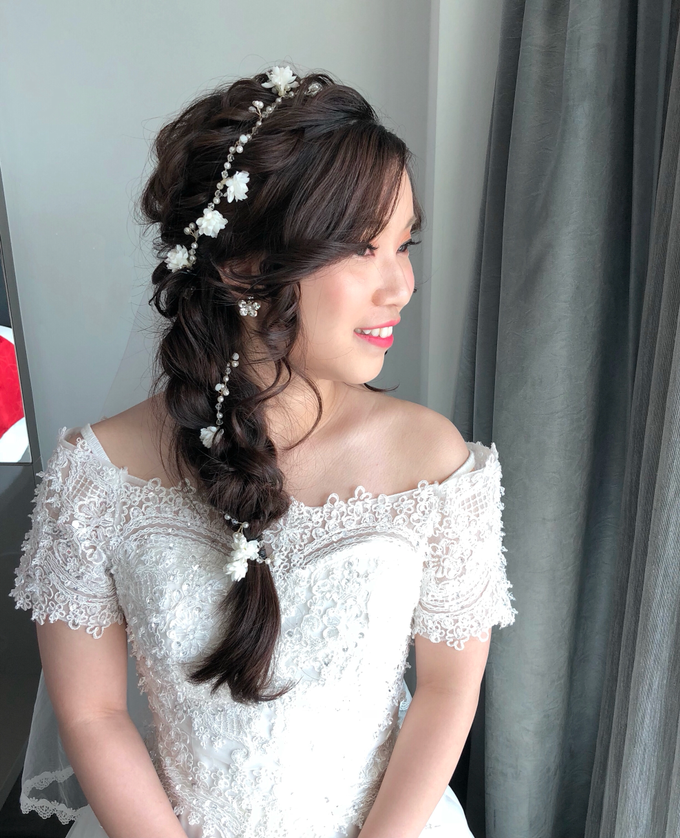 Brides by LING Chia Makeup & Hairstyling - 025