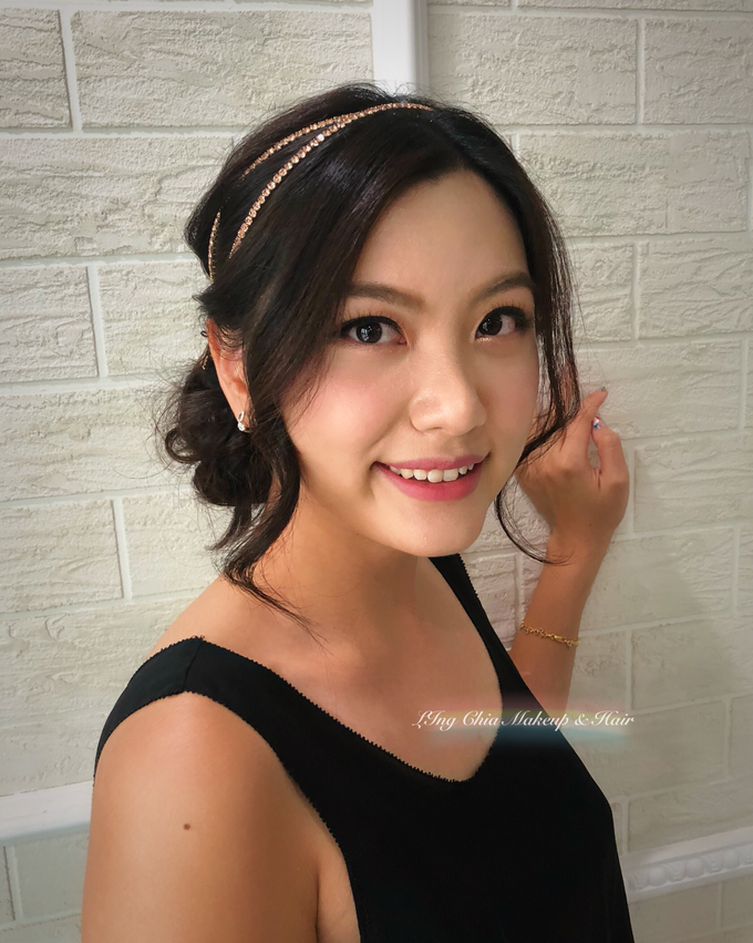 Brides by LING Chia Makeup & Hairstyling - 026