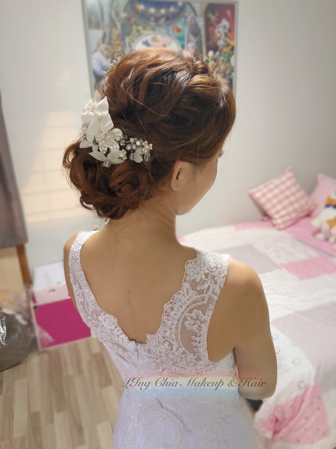 Brides by LING Chia Makeup & Hairstyling - 031