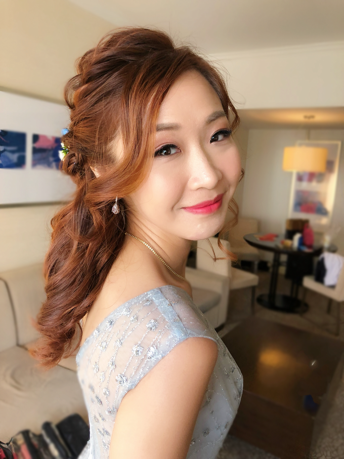 Brides by LING Chia Makeup & Hairstyling - 032