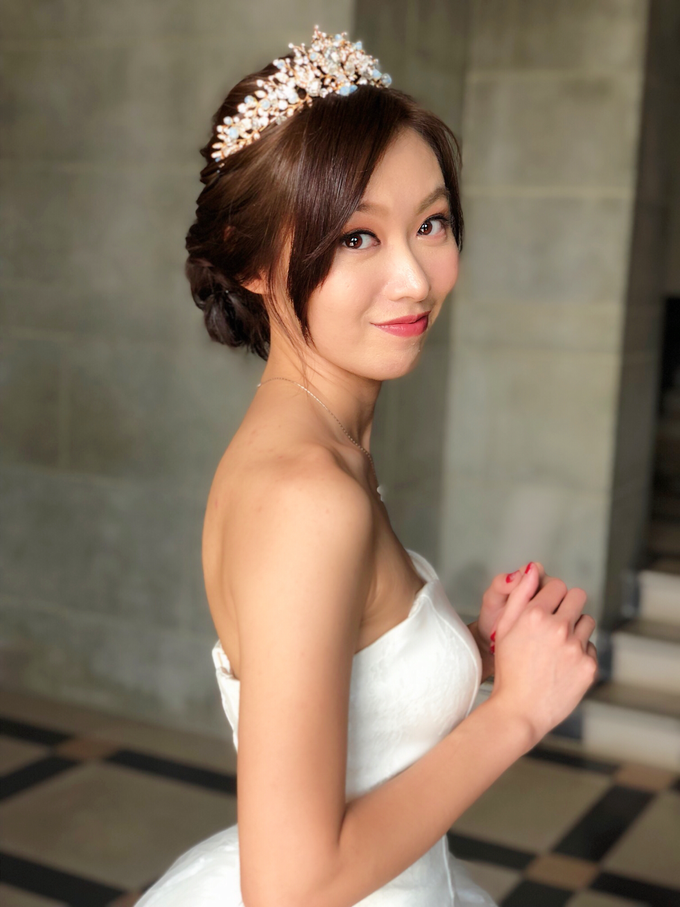 Brides by LING Chia Makeup & Hairstyling - 034