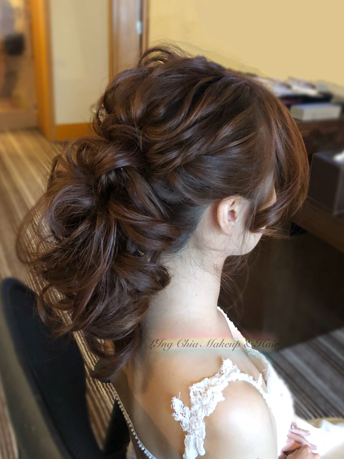 Brides by LING Chia Makeup & Hairstyling - 039