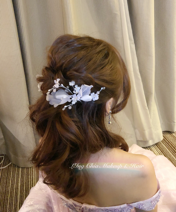 Brides by LING Chia Makeup & Hairstyling - 041
