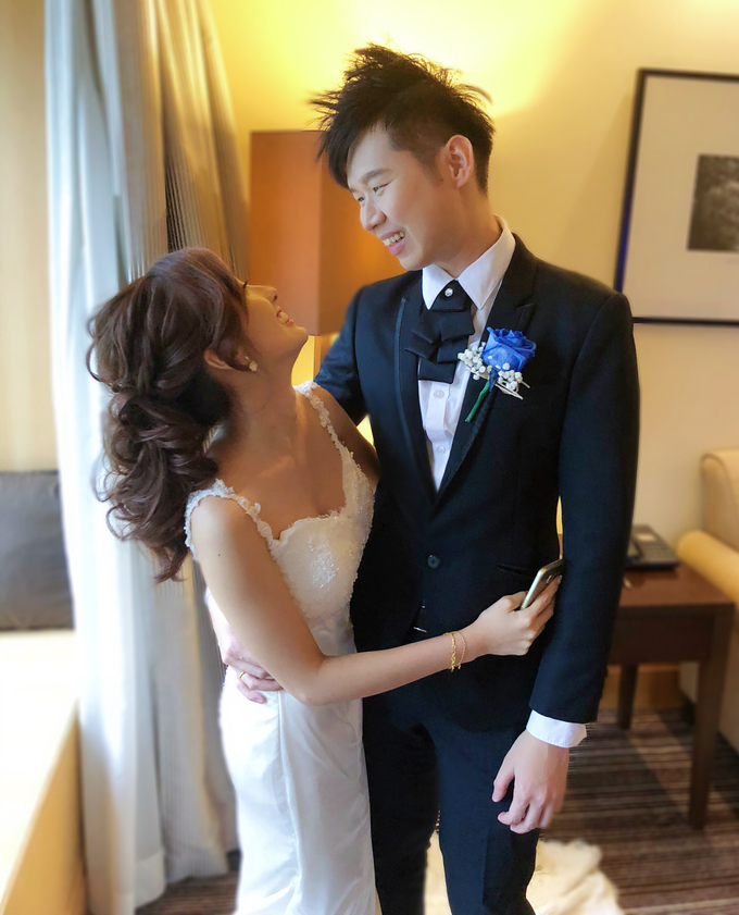 Brides by LING Chia Makeup & Hairstyling - 042