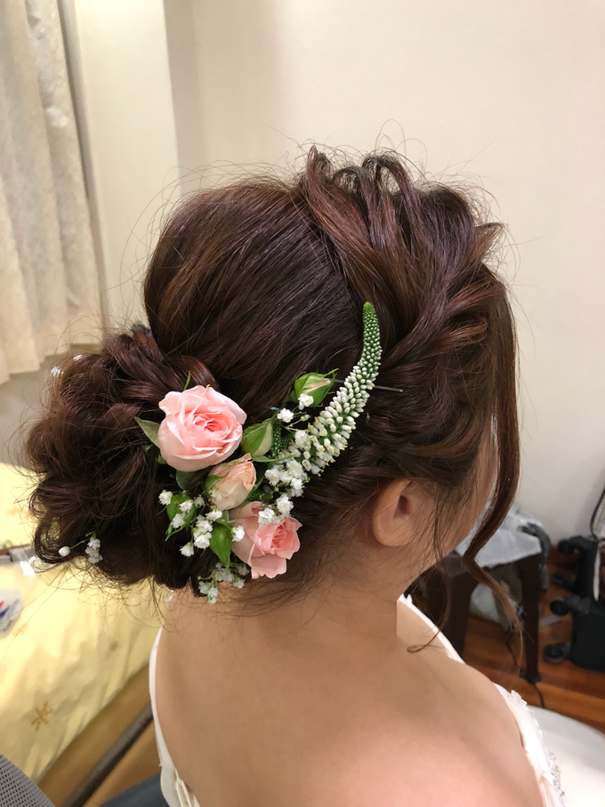 Brides by LING Chia Makeup & Hairstyling - 045