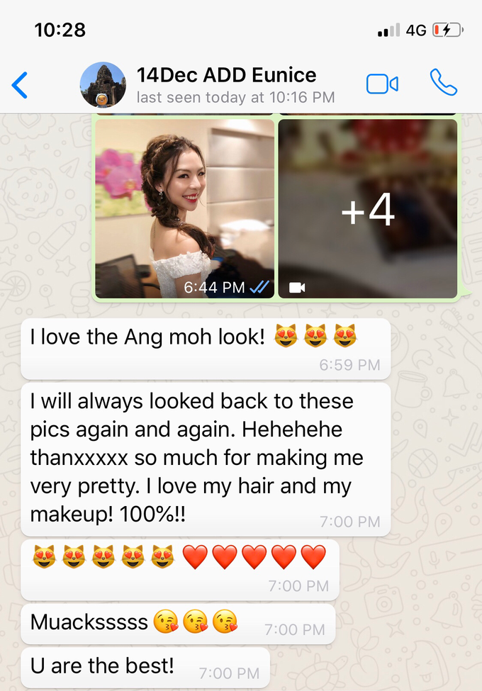 Reviews by LING Chia Makeup & Hairstyling - 003