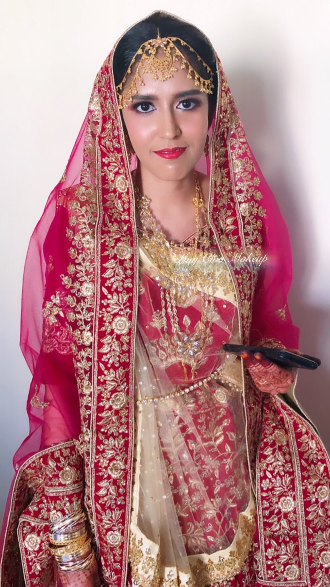 Brides styling by LING Chia Makeup & Hairstyling - 006
