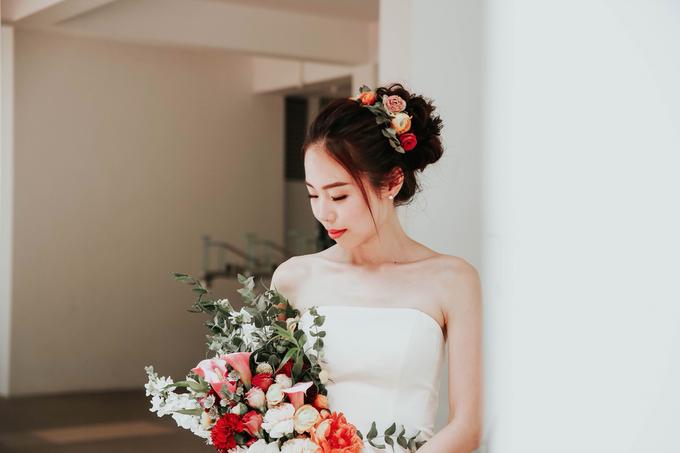 Doren Prewedding by Ling's Palette - 001
