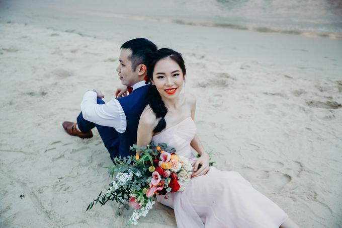 Doren Prewedding by Ling's Palette - 003