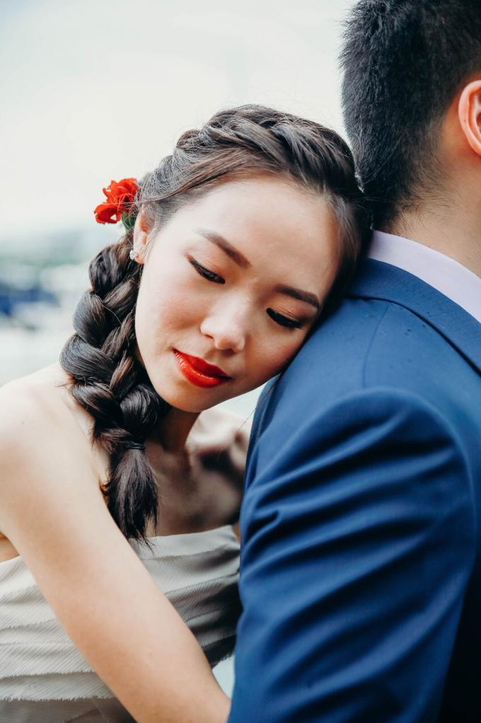 Doren Prewedding by Ling's Palette - 004