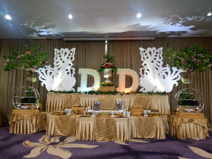 THE WEDDING OF DEWI & DIKA by PUSPA CATERING - 001