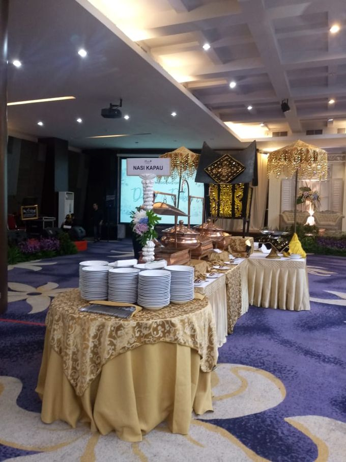 THE WEDDING OF DEWI & DIKA by PUSPA CATERING - 006