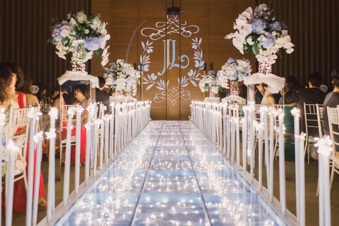 Li Qing & Justin by Spellbound Weddings - 006