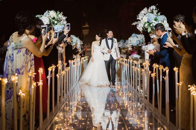Li Qing & Justin by Spellbound Weddings - 007