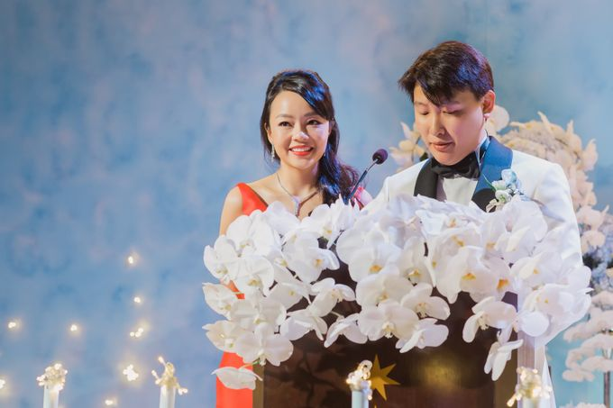 Li qing wedding