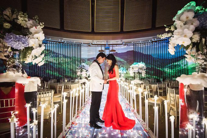Li Qing & Justin by Spellbound Weddings - 008