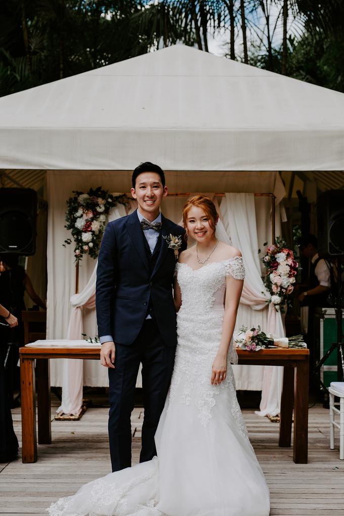 Victorian Garden Theme Wedding by Listoria Floral - 007