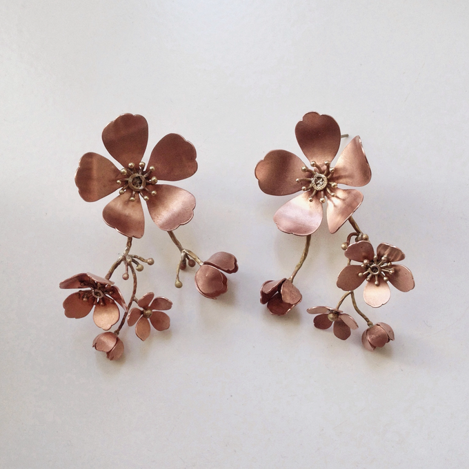 Earrings by LITANY - 034