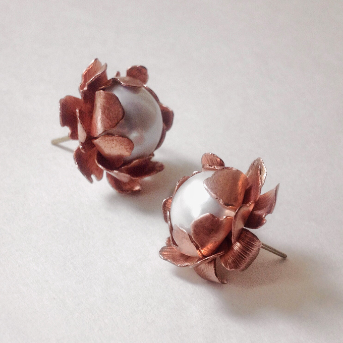 Earrings by LITANY - 035